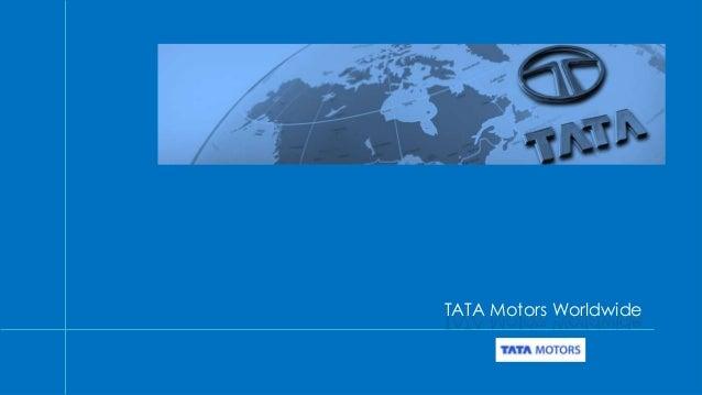 TATA Motors Worldwide