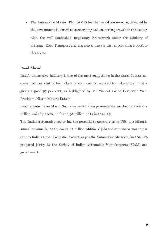 Marketing Strategies of Tata motors – Parts Per Million Worksheet
