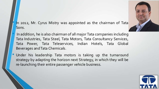 Tata Motors Marketing Mix (4Ps) Strategy