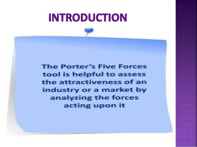 tata group five forces Tata group is an indian multinational conglomerate company headquartered in   porter five forces analysis is a framework to analyze level of competition.