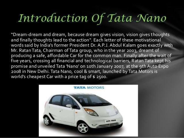 presentation tata motors The jaguar that ate tata  when india's tata motors bought jaguar and land rover from ford in 2008,  as per tata motors' annual presentation, .