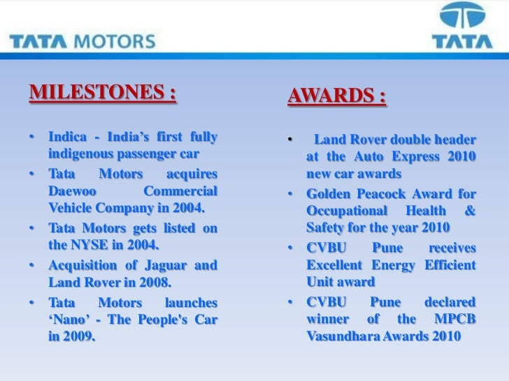 projects report on marketing mix of tata motors Marketing projects marketing management study of international marketing: customer evaluation of tata marketing project report, marketing project.