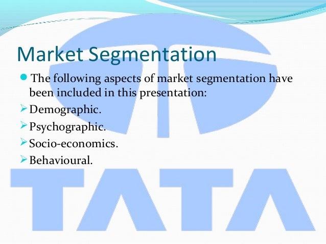 Consumer Behaviour - Tata Motors