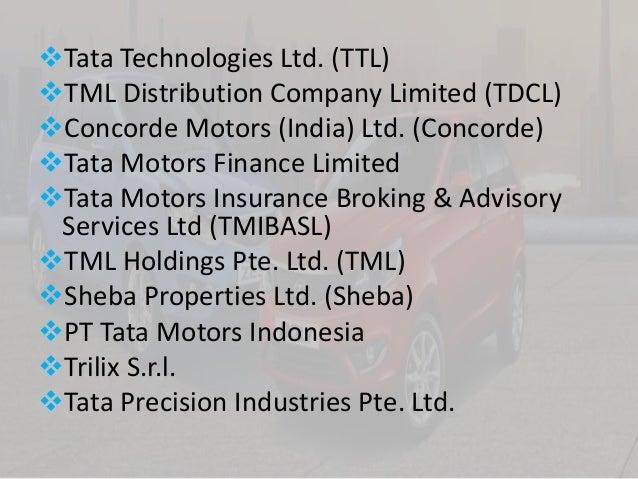 Concorde Motors India Ltd