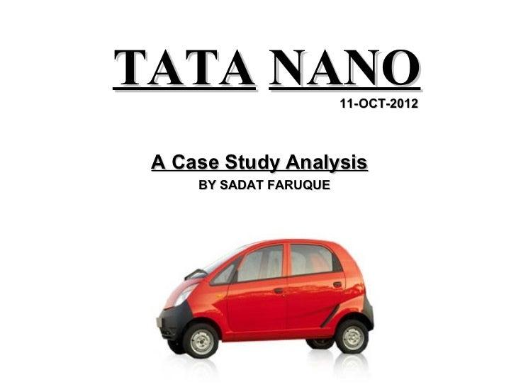 tata group case study ppt