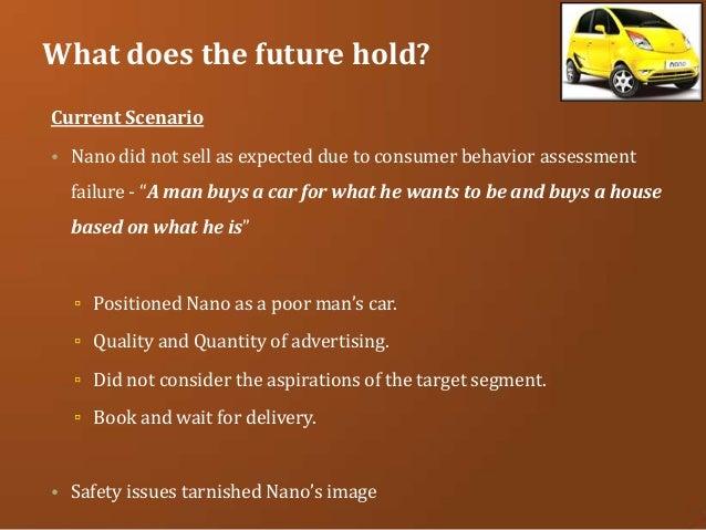 Tata Nano - Case Analysis