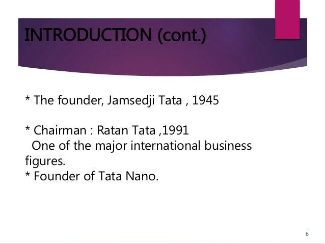 Tata Nano International market - Essay Example