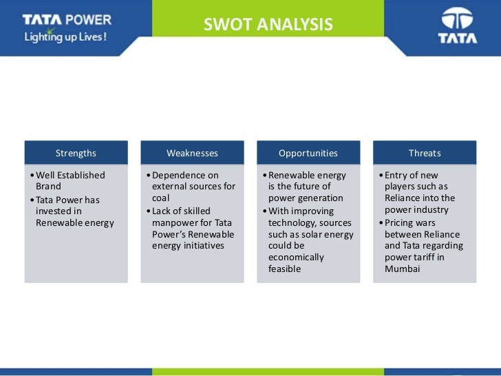 Tata Communications Limited (TATACOMM)-Financial and Strategic SWOT Analysis Review