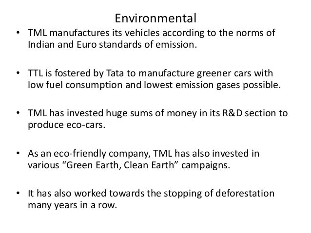 pestel analysis of tata group Pestel analysis of tata group pestel analysis stands for political, environmental, social, technological, economic, and legal analysis of any industry it' importance can be gauge by considering pareto principle, that indicates that 20% of the factors included in the pestle analysis has 80% impact on business activities (wit & meyer, 1998.