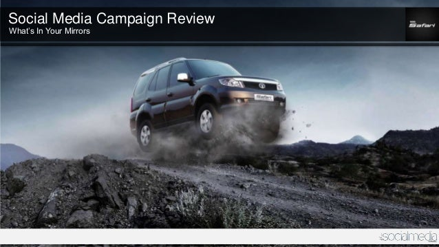 Social Media Campaign ReviewWhat's In Your Mirrors