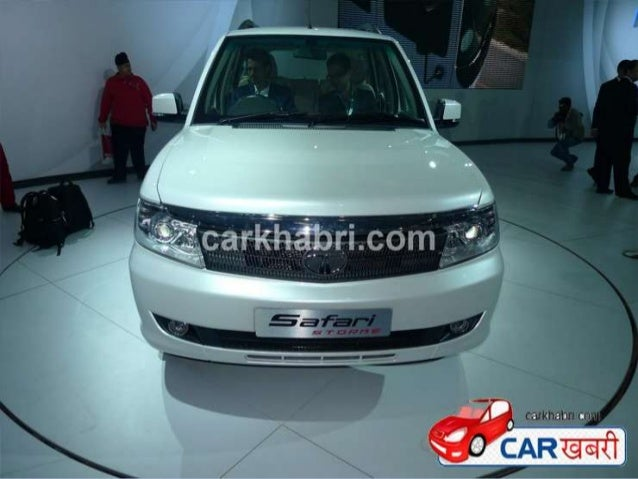 Tata safari storme review images features pics specs for Sliding gate motor price in india