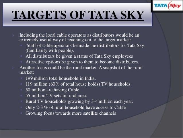 advertising and sales promotion of tata sky Apply to marketing internship in gurgaon at tata sky on internshala for free.