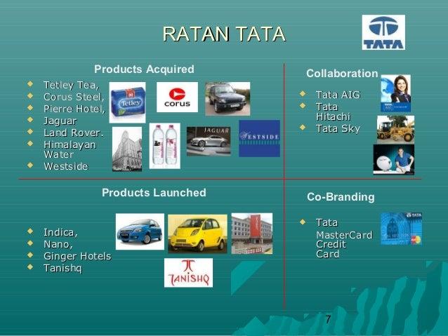 Companies under Tata Trust