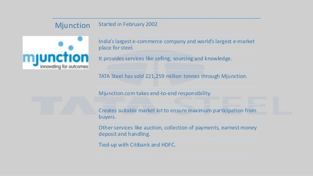 strategies adopted by tata steel india Project on motivation, motivation at tata steel, powerpoint presentation - free download as powerpoint presentation (ppt / pptx), pdf file (pdf), text file (txt) or view presentation.