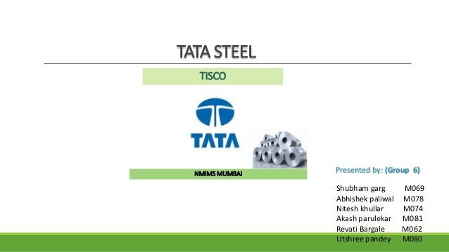 marketing segmentation of tata steel Read this essay on international marketing - list 3 major advantage of this deal to tata steel come browse our large digital warehouse of free sample essays get the knowledge you need in order to pass your classes and more.