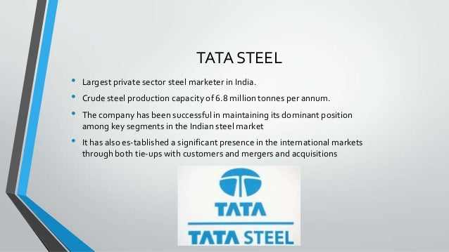 tata group is the largest private companies marketing essay Organisational structure of tata steel  it is part of tata group of companies tata steel is also india 's second-largest and second-most profitable company in .
