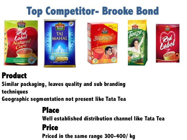 Tata tea distribution channel