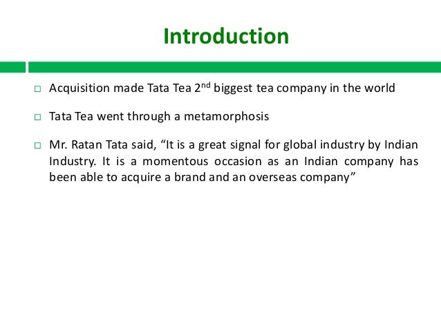 tata tetley Tetley group, maker of the second-biggest brand of tea bags in the world, has  been acquired by the indian company tata tea ltd for $4336.