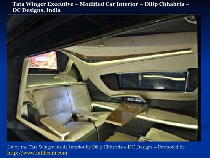 Tata Winger Designer Car 2008 India DC Design