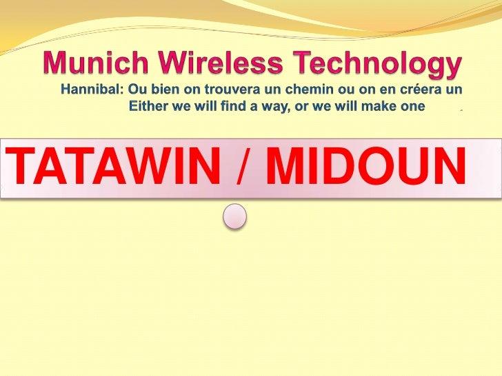 Tatawin midoun presentation v16