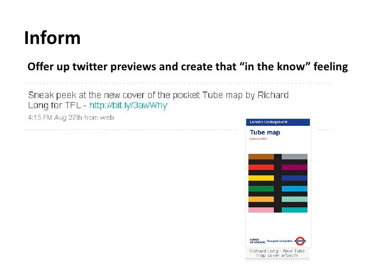 How?<br />Practical:<br />Shared workload<br />All tweeters use tweetdeck<br />Social media calendar and schedule <br />Re...