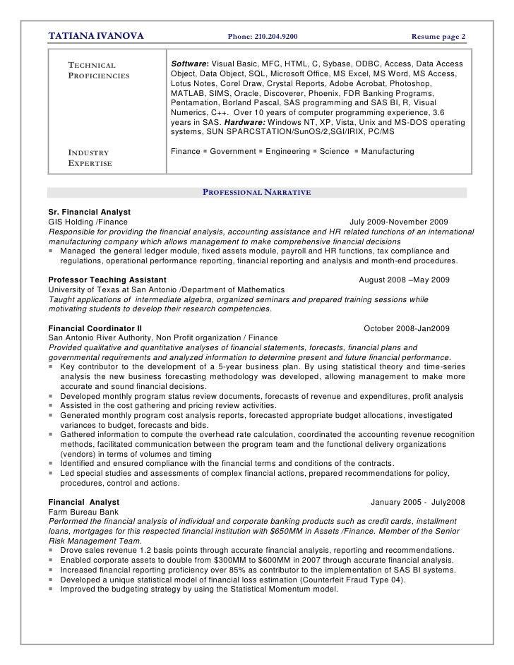 Amazing Resume Classes San Antonio Ornament - Resume Ideas ...