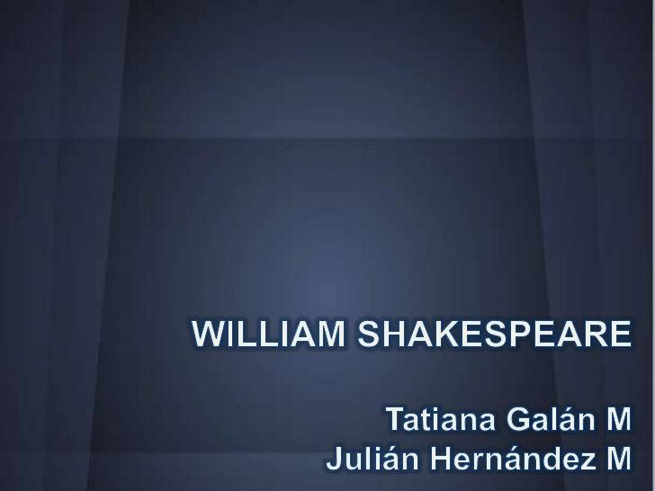 Poeta y autor teatral inglés, consideradogeneralmente como uno de los mejoresdramaturgos de la literatura universal. Se ma...
