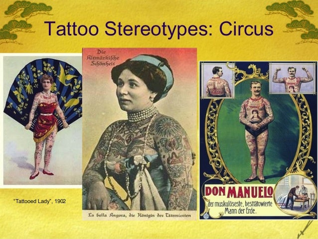 tattoo stereotypes