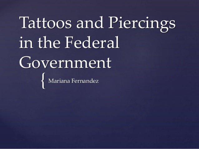 Employer Discrimination of Tattoos in the Workplace