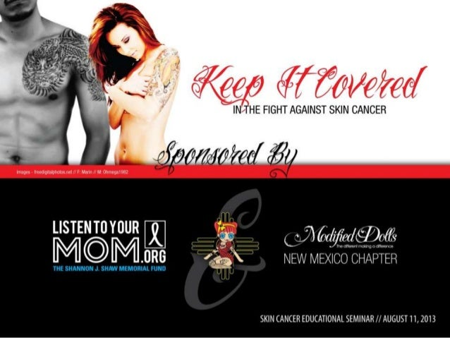 """Keep It Covered"" Skin Cancer Seminar"