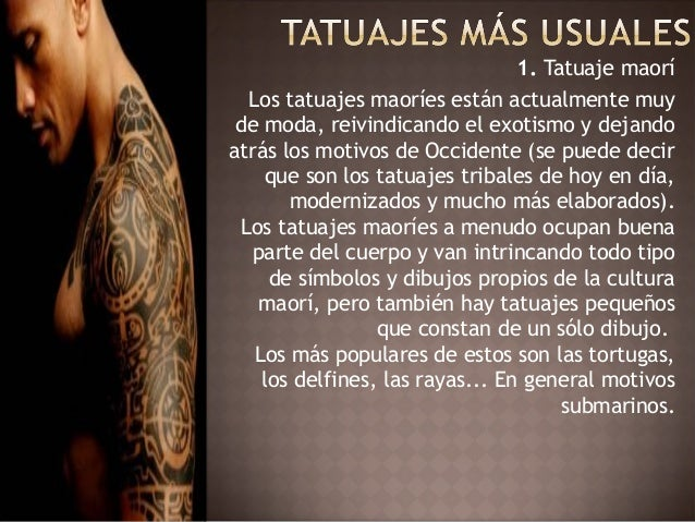 Tatuajes m s usuales for Palabras maories