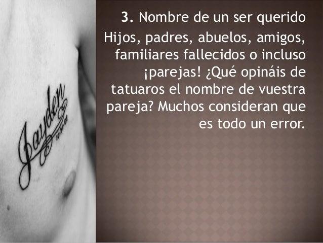 Tatuajes Para Abuelos Fallecidos