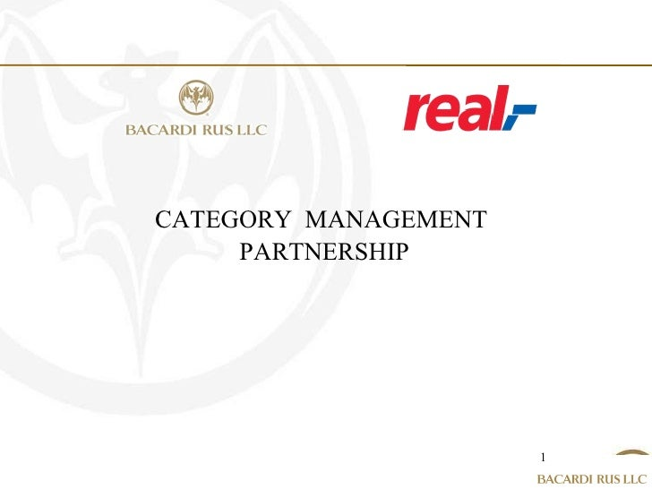<ul><li>CATEGORY  MANAGEMENT  </li></ul><ul><li>PARTNERSHIP </li></ul>