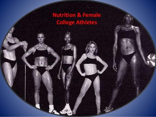 Nutrition & Female College Athletes