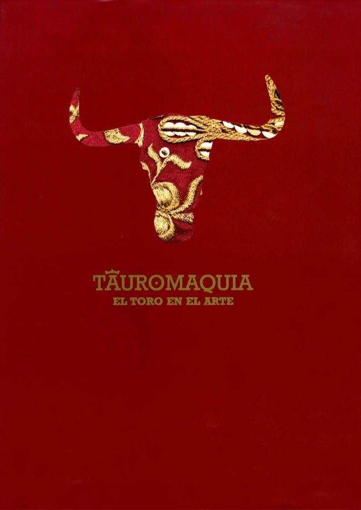 Tauromaquia: el toro en el arte