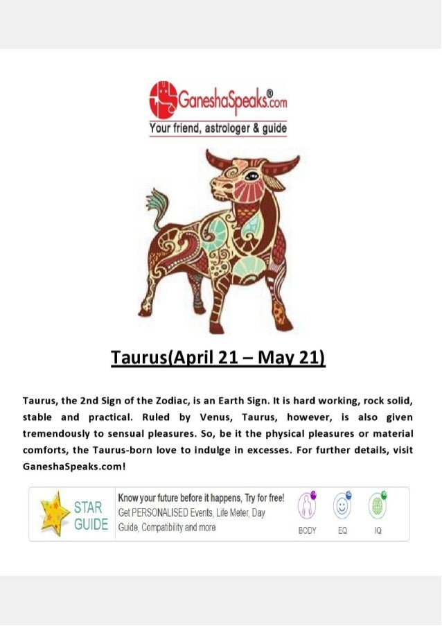 Taurus Daily Horoscope Ask Oracle