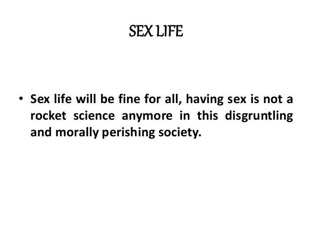 Секс в жизни тельца