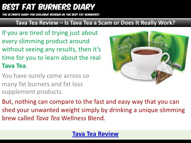 Tava tea reviews