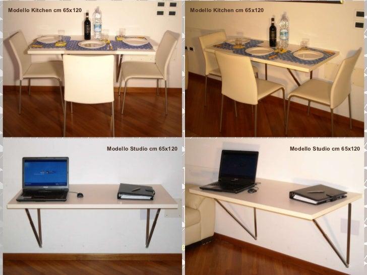 Scrivania Pieghevole A Muro : Tavolino pieghevole da muro cool tavolo ribaltabile da parete
