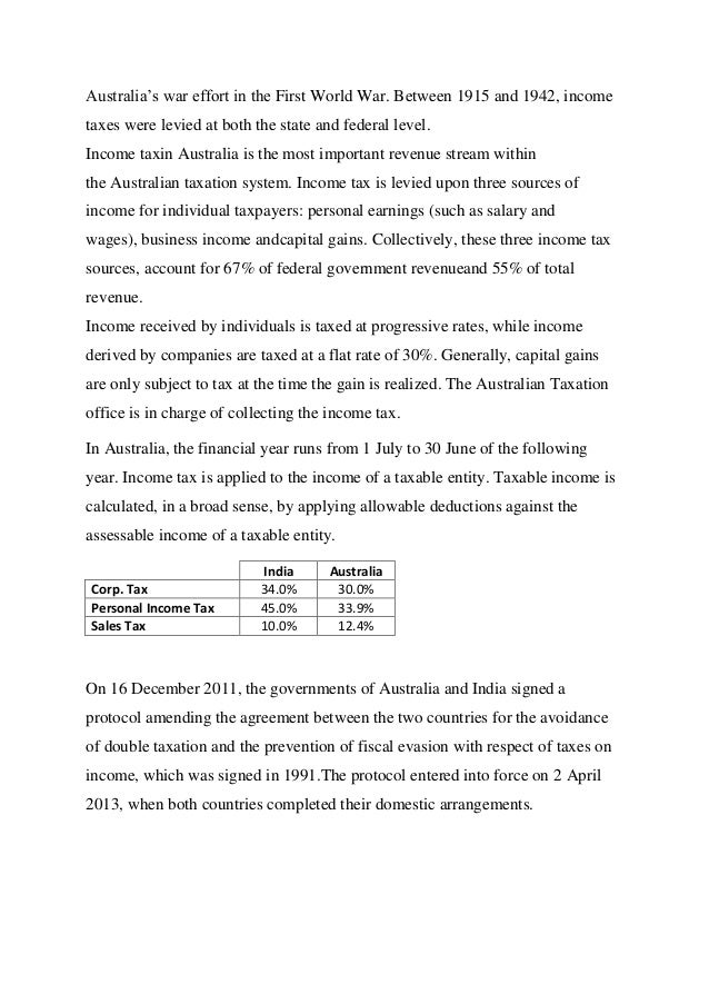 Australia Us Double Tax Agreement Image Collections Agreement
