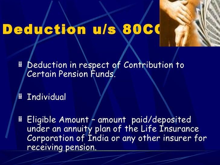 Tax Presentation Bose