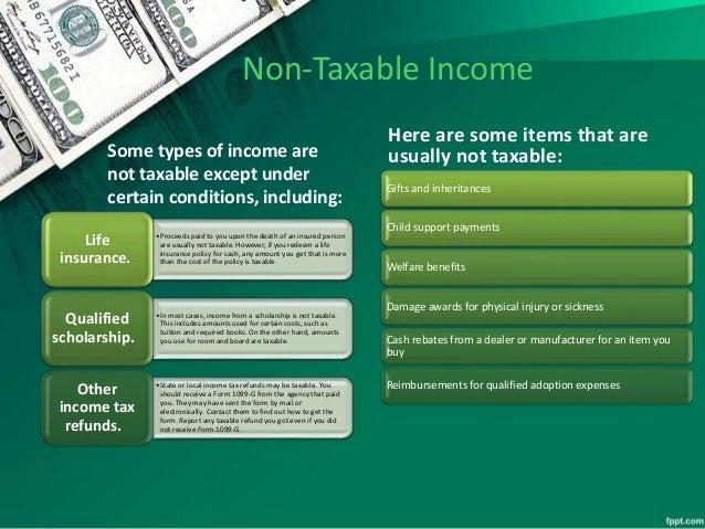 Room Board Taxable Income