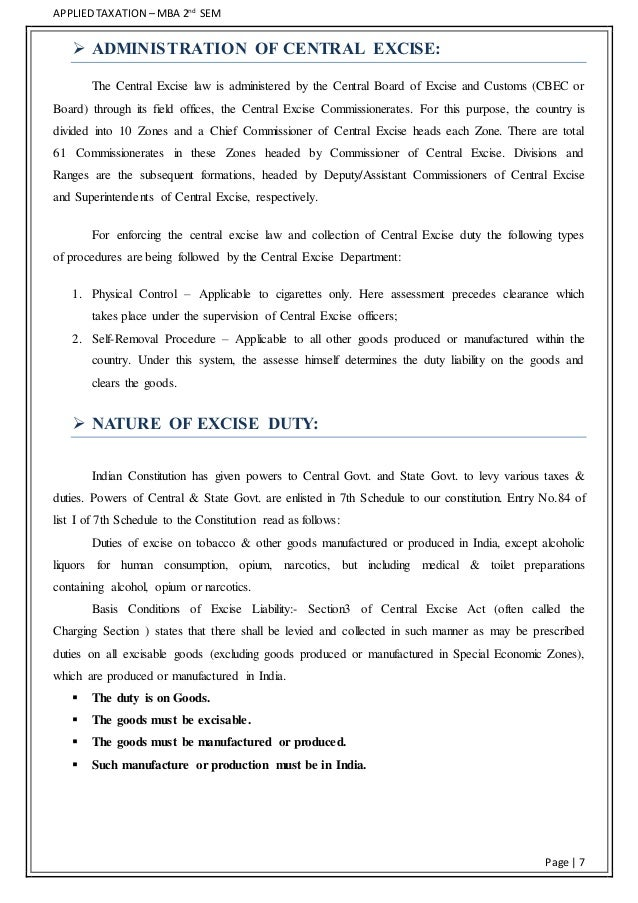 central excise rules 1944 pdf