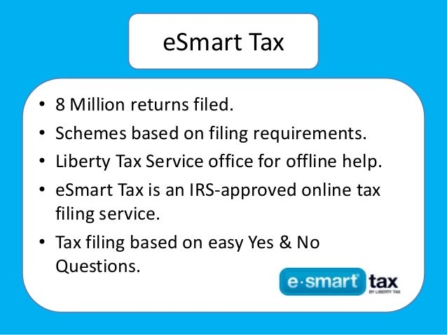 Take tax season on in a snap with Cash Back at Ebates on affordable online tax filing packages. Revamp your refund with accurate and secure tax preparation while saving with eSmart Tax coupons. No matter your tax needs, finish filing fast and save with free online tax filing deals and tax filing coupon codes.