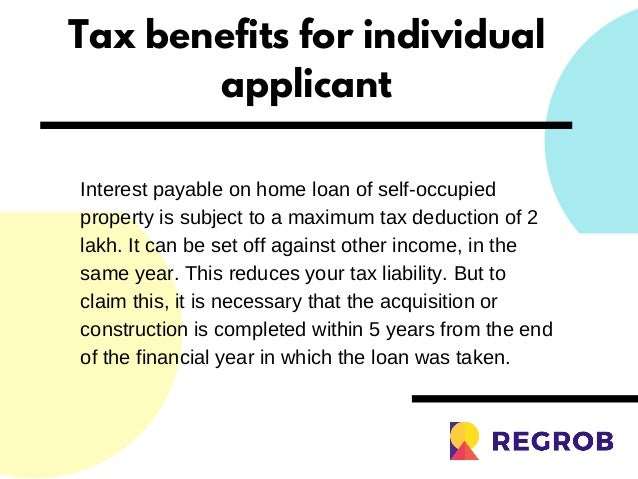 Tax Benefits Mortgage Calculator - Mortgages & Home Loans