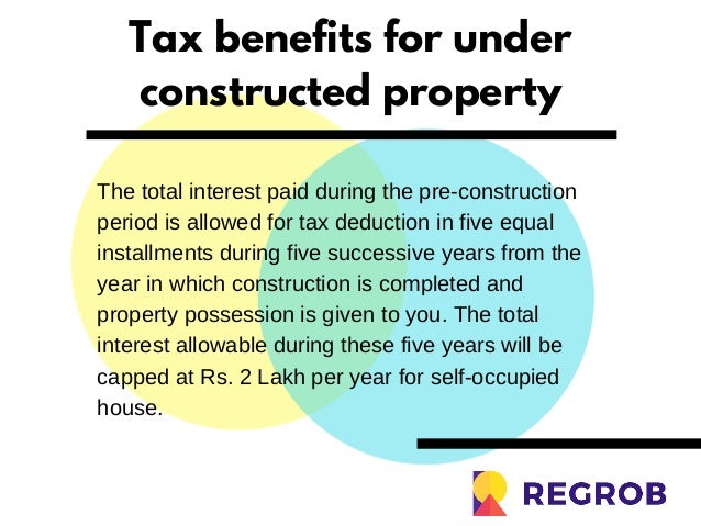 Home Loan Co Applicant Tax Benefit