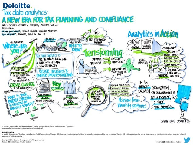 Tax Data Analytics: A new era for tax planning and compliance