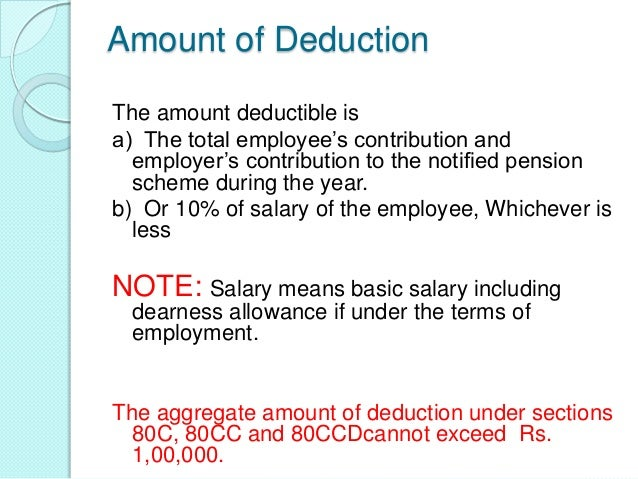 If an assessee is having/claimingdeduction u/s 80C,80CCC, and80CCD, then the provisions of Sec80E is to be applied. Accord...