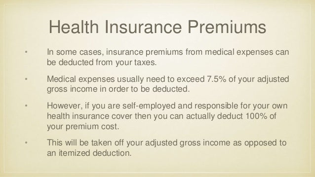 Commonly Overlooked Tax Deductions & Credits