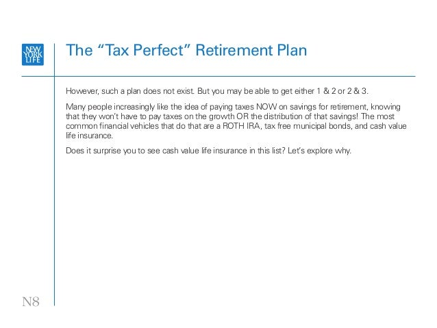Tax diversify your retirement income